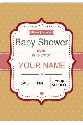 Baby shower gifts buy personalized baby shower gifts online in cool baby shower invitation card cool baby shower invitation card negle Images