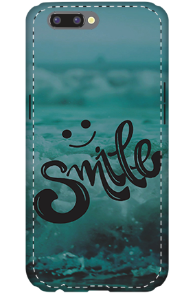 3D - Oppo R10 Smile Promotion Mobile Cover