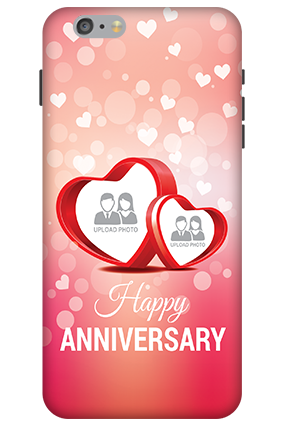 3D - Apple iPhone 6 Plus Anniversary Special Mobile Cover