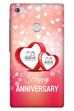 3D - Xiaomi Mi Max Anniversary Special Mobile Cover