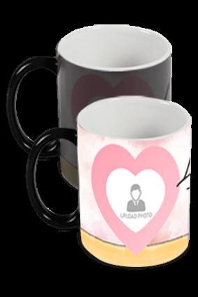 Love Story Black Magic Mug