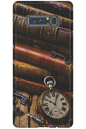 Designer 3D-Samsung Galaxy Note 8 Stationery Theme Mobile Cover