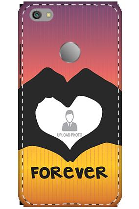 3D - Xiaomi Redmi Note 5A Forever Mobile Cover