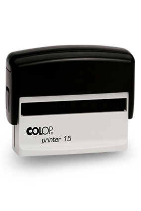 Rubber Stamp Colop P-15