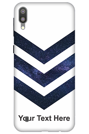 3D-Samsung Galaxy M10 Speedy Blue Customized Mobile Cover