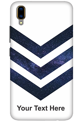 3D-Vivo V11 Pro Speedy Blue Customized Mobile Cover