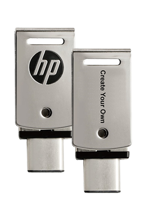 Create Your Own OTG HP Metal Pen Drives-Type-C
