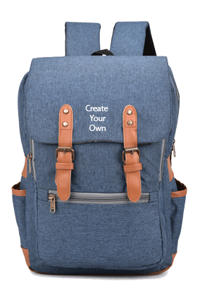 Canvas 25 Ltr (Blue) backpack bag