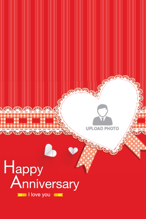 Cute Anniversary Greeting Card