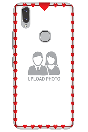 3D - Vivo V9 True Affections Mobile Cover