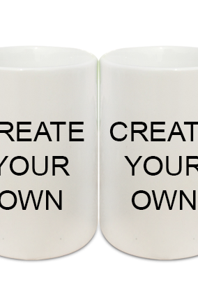 Create Your Own Couple Coffee Mugs