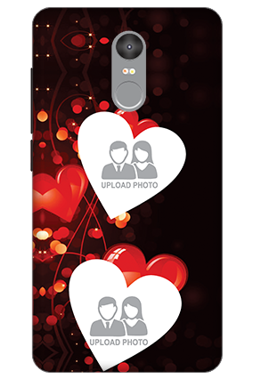 3D - Xiaomi Redmi Note 4 True Love Valentine's Day Mobile Cover