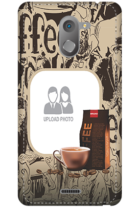 3D - Infinix Hot 4 Coffee Beans Mobile Cover