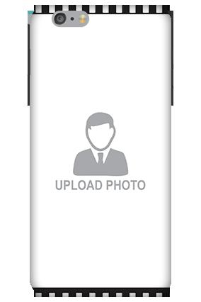 3D - Apple iPhone 6 Plus Zebra Designer Mobile Cover