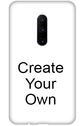 One Plus 7T Pro  - Create Your Own Mobile Phone Cover