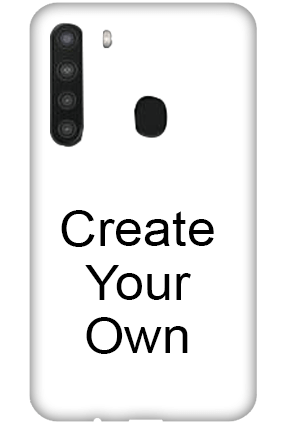 Samsung Galaxy A21  - Create Your Own Mobile Phone Cover