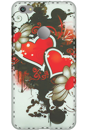 3D - Xiaomi Redmi Note 5A Lovely Mobile Cover
