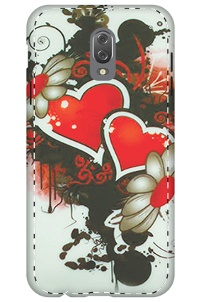 3D - Infinix Hot 4 Lovely Mobile Cover