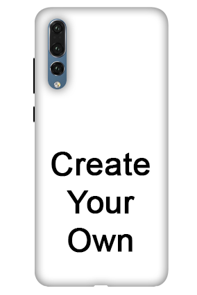 3D - Create Your Own Huawei P20 Pro Mobile Cover