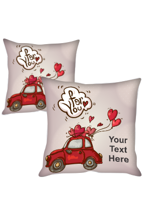 For you Cushion Cover