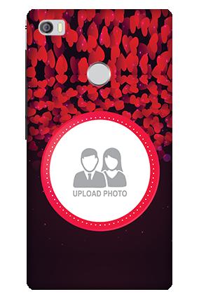 3D - Xiaomi Mi Max Gleaming Hearts Mobile Cover