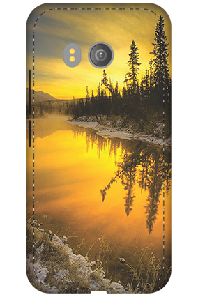3D - HTC U11 Stunning Scenery Mobile Cover
