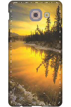 3D-samsung galaxy j7 Max Stunning Scenery Mobile Cover