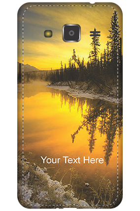 3D - Samsung Galaxy J2 Stunning Scenery Mobile Cover