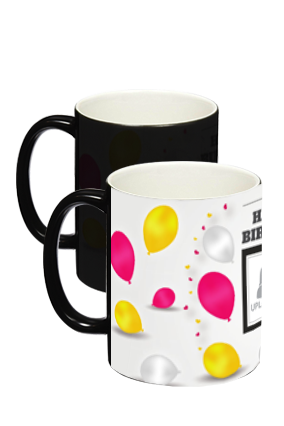 Celebrations Black Magic Mug