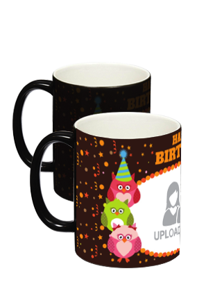 Claasic Black Magic Mug
