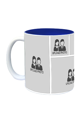 Awesome Inside Blue Mug