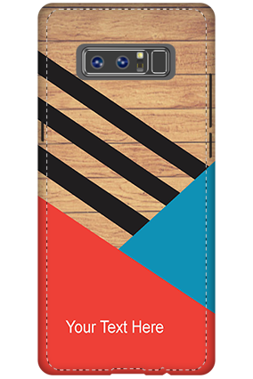 Personalised 3D-Samsung Galaxy Note 8 Elegant Looking Mobile Cover
