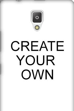 Silicon - Create Your Own Lenovo A2010 Mobile Cover