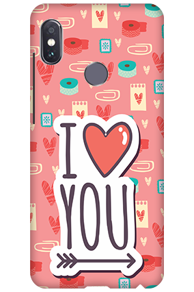 3D-Xiaomi Redmi Note 5 Pro Cute and Lovely Mobile Cover