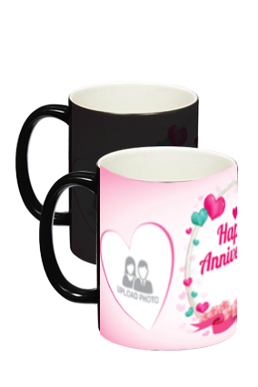 Cool Black Magic Mug