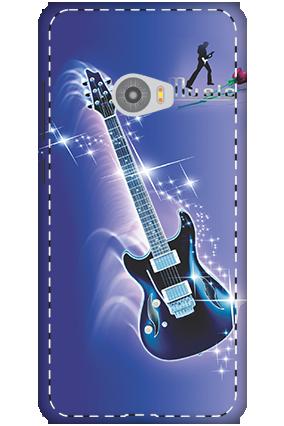 3D-Xiaomi Mi Note 2 Music Flare Mobile Cover