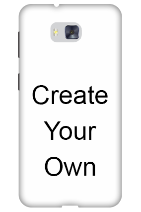 3D - Create Your Own Asus Zenfone 4 Selfie Mobile Cover
