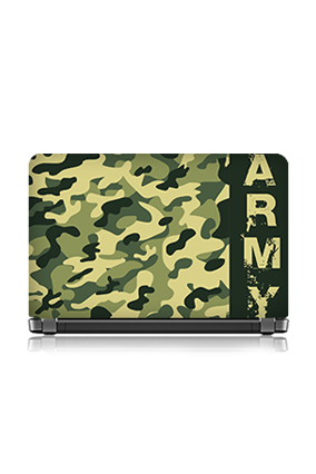 Camouflage Laptop Skins