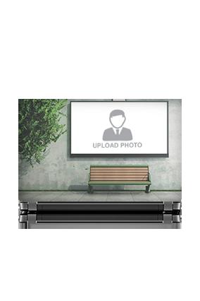 Printed Scenic Laptop Skin