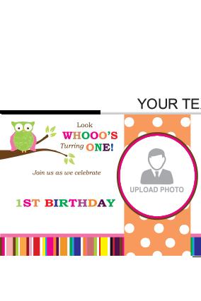 Designer Cool Invitation Card