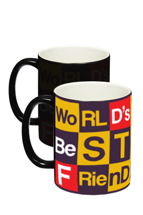 Best Buddy Black Magic Mug
