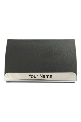 Black Card Holder- 04-19