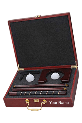 Pgs-4 Wooden Golf Set
