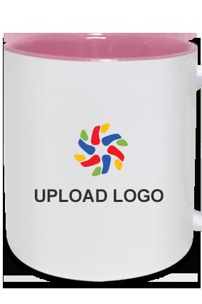 Customized Inside Pink Mug