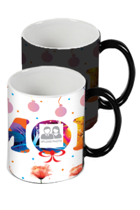 Best Mom Ever Black Magic Mug
