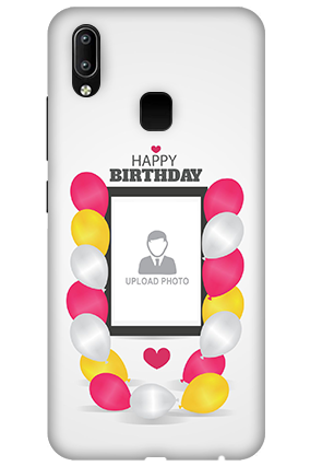 Buy Vivo Y95 Mobile Phone Covers Online in India with Custom Photo