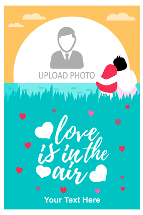 Love in Air Poster