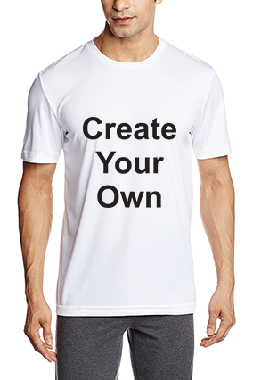 180GSM - Custom Create Your Own Dry Cell Team ESS White T-Shirt - 51226714