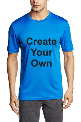 Create Your Own Dry Cell Team ESS Blue T-Shirt - 51226715