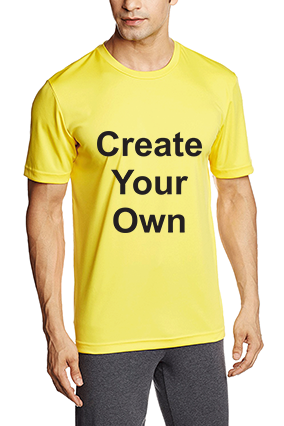 180GSM - Promotional Create Your Own Dry Cell Team ESS Dandellion T-Shirt - 51226716